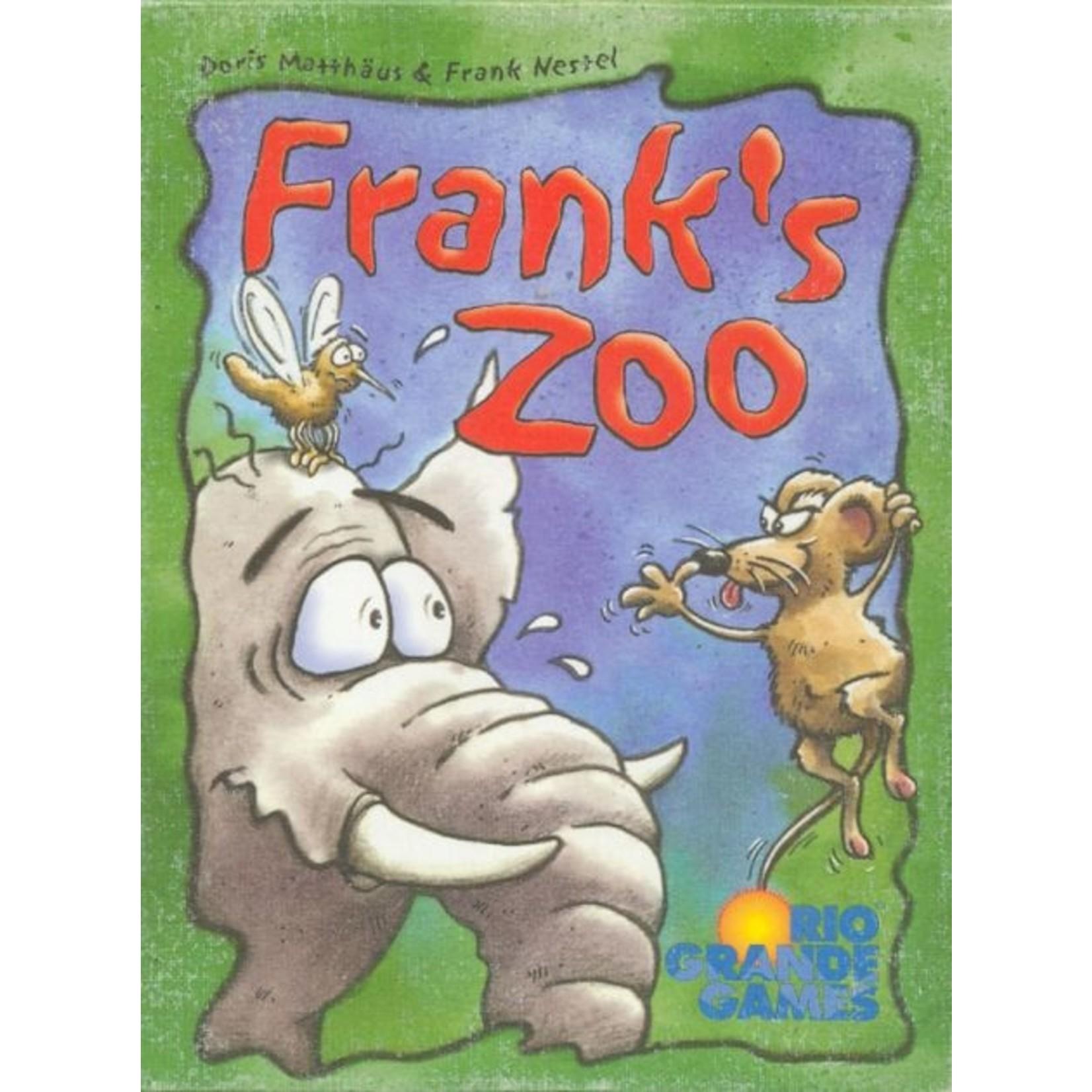 Rio Grande Games Franks Zoo