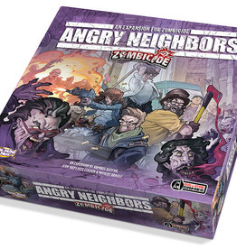 Asmodee USA Zombicide: Angry Neighbors