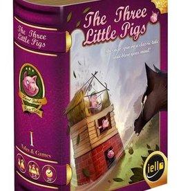 Asmodee USA Three Little Pigs