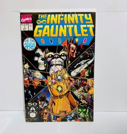Marvel Comics Infinity Gauntlet #1 (1991)