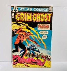 Atlas Comics Grim Ghost #3 (1975)