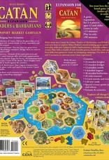 Catan Studios Inc Catan: Traders and Barbarians Expansion