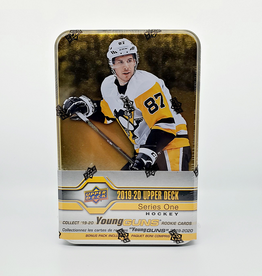 Upper Deck 2019-20 Upper Deck Hockey Series 1 Tin