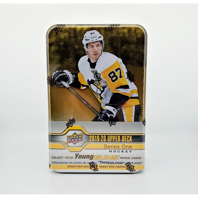 2019-20 Upper Deck Hockey Series 1 Tin