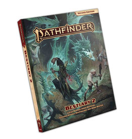 Paizo Publishing Pathfinder RPG 2E: Bestiary 2