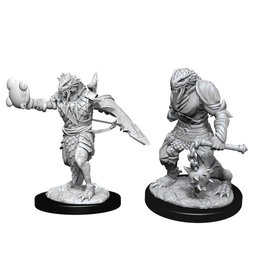 WizKids D&D NM: Male Dragonborn Fighter
