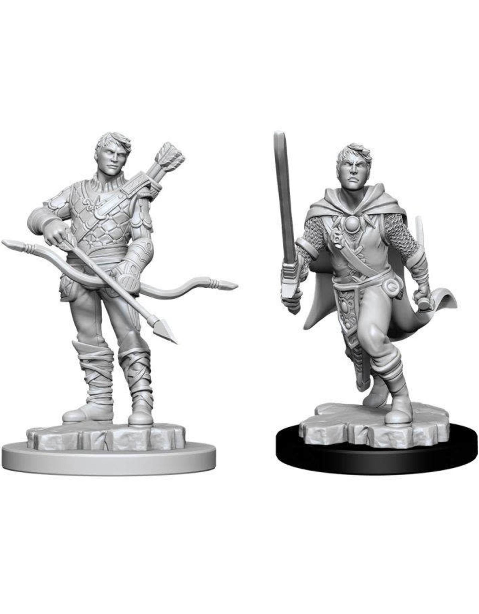 WizKids D&D NM: Male Human Ranger