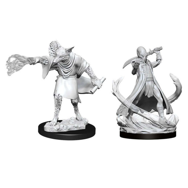 D&D NM: Arcanaloth & Ultroloth