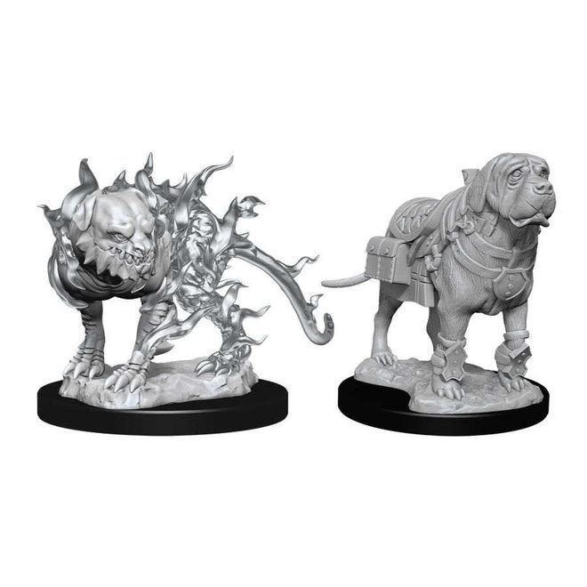 D&D NM: Mastif & Shadow Mastif