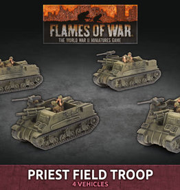 Battlefront Miniatures Ltd Priest Field Troop