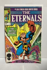 Marvel Comics Eternals #1 (1985)