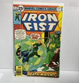 Marvel Comics Iron Fist #6 (1975)