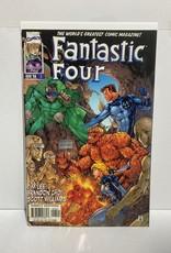 Marvel Comics Fantastic Four #1 (1996) cover B