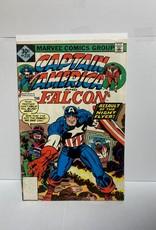 Marvel Comics Captain America #214 (1977) Last Kirby