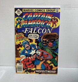 Marvel Comics Captain America #212 (1977)