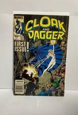 Marvel Comics Cloak and Dagger #1 (1985)