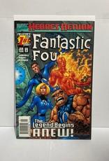 Marvel Comics Fantastic Four #1 (1998)