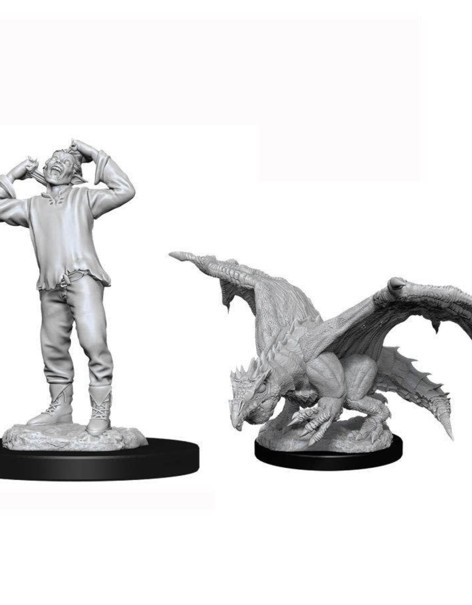 WizKids D&D NM: Green Dragon Wyrmling
