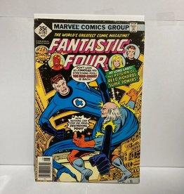 Marvel Comics Fantastic Four #197 (1961) Whitman Variant