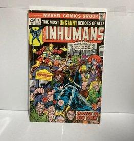 Marvel Comics Inhumans #3 (1975)