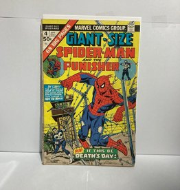 Marvel Comics Giant Size Spider-Man #4 (1975)