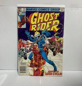 Marvel Comics Ghost Rider #79 (1973)