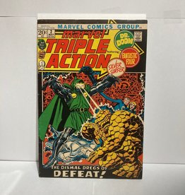 Marvel Comics Triple Action #2 (1972)