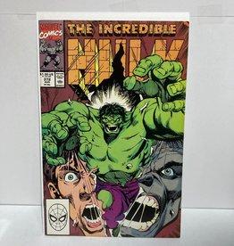 Marvel Comics Incredible Hulk #372 (1990)