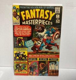 Marvel Comics Fantasy Masterpieces #4 (1966)