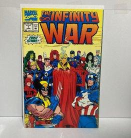 Marvel Comics Infinity War #1 (1992)