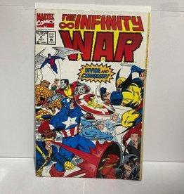 Marvel Comics Infinity War #2 (1992)