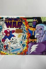 Marvel Comics Infinity War #3 (1992)