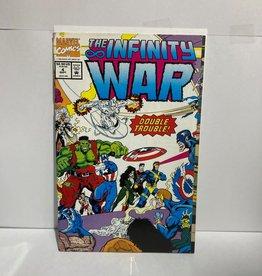 Marvel Comics Infinity War #4 (1992)