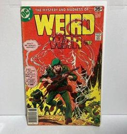 DC COMICS Weird War #64 (1978) Frank Millers 1st DC Work