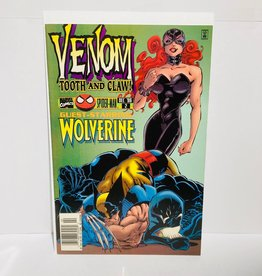 Marvel Comics Venom Tooth and Claw #2 (1997)