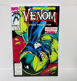 Marvel Comics Venom Lethal Protector #3 (1993)