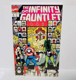 Marvel Comics Infinity Gauntlet #2 (1991)