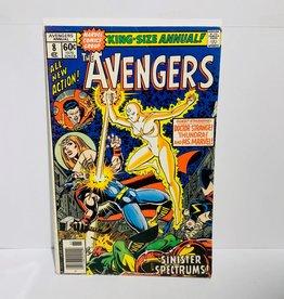 Marvel Comics Avengers King Size Annual #8 (1978)