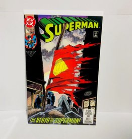 DC COMICS Superman #75 (1993) 4th Print