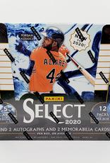 Panini America 2020 Panini Select Baseball Hobby Box