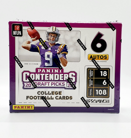 Panini America 2020 Panini Contenders Draft Picks College Football Hobby Box