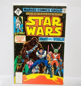 Marvel Comics Star Wars #8 (1977) Whitman 3-Pack Diamond Variant