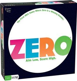 University Games Zero Game