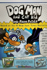 University Games Dog Man and Cat Kid 100 pc Puzzle