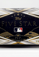 Topps 2019 Topps Five Star Hobby Box