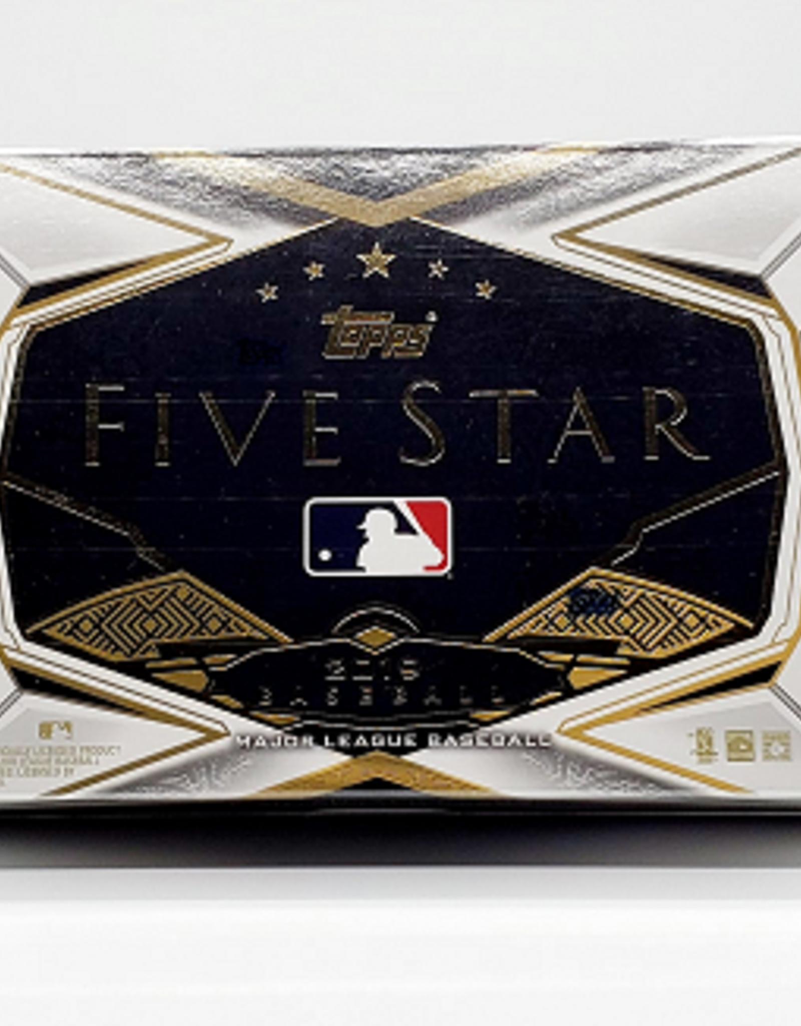 Topps 2019 Topps Five Star Hobby Box
