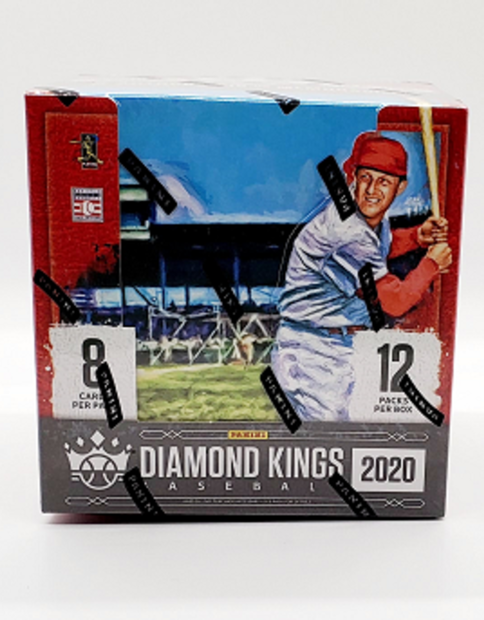 Panini America 2020 Panini Diamond Kings Baseball Hobby Box