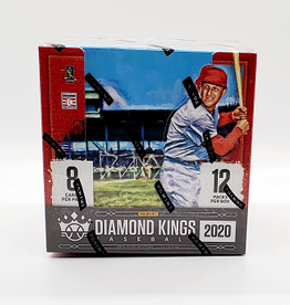 Panini America 2020 Panini Diamond Kings Baseball Hobby Box