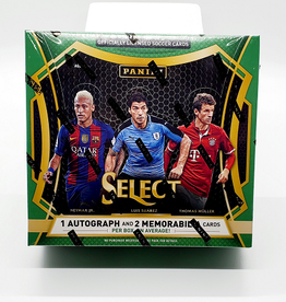 Panini America 2016-17 Panini Select Soccer Hobby Box