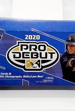 Topps 2020 Topps Pro Debut Baseball Hobby Box